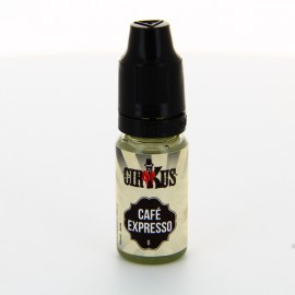 Cafe Expresso VDLV Cirkus 10ml