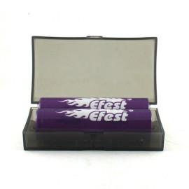 Boite H2 battery case Efest