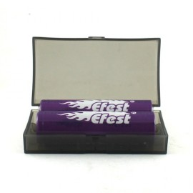 Boite H4 battery case Efest