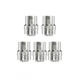 Pack de 5 resistances LVC Clapton MTL 1.5ohm cubis-aio Joyetech