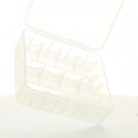 Boite Accus 18650 (4) ou 26650 (2)