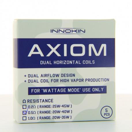 Pack de 5 resistances Axiom Innokin