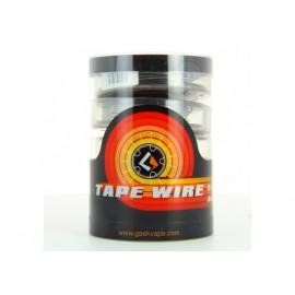 Flat Clapton SS316 Wire Ribbon (26GAx18GA)+32GA 3m Geek Vape