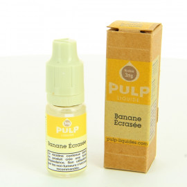Banane Crush Pulp 10ml