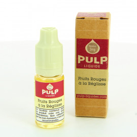 Fruits Rouge a la Reglisse Pulp 10ml