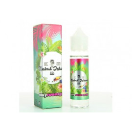 Base Milky Rose Syrup Mabul Island 55ml 30PG/70VG 00mg Godfather