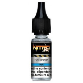 Furious Green Roykin Nitro VG 10ml