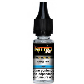 Energy Pink Roykin Nitro VG 10ml