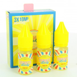 Lemon Tart Dinner Lady 3x10 ml