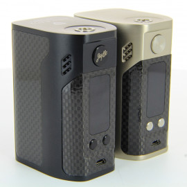 Box Reuleaux RX300 Carbone Wismec