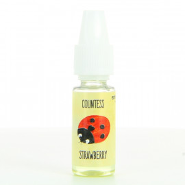 Countess Strawberry Arôme Extradiy Extrapure 10ml