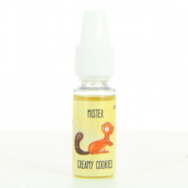 Mister Creamy Cookies Arôme Extradiy Extrapure 10ml