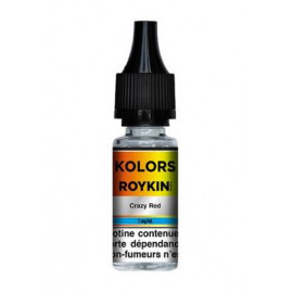 Crazy Red Roykin Kolors 10ml