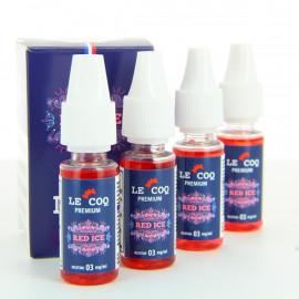 Red Ice Le Coq Premium 4X10ml