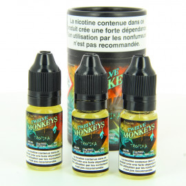 Tropika 12Monkeys 3x10ml