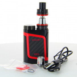 Kit Alien Baby AL85 TC (+TFV8 Baby) Gun Metal Smoktech