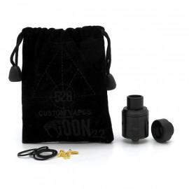 Goon RDA 22mm Noir 528 Customs