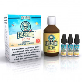 Base Easy2Mix 50/50 3mg 200ml SuperVape