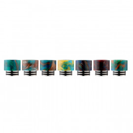 Drip Tip Epoxy Resine Stainless Base TFV8