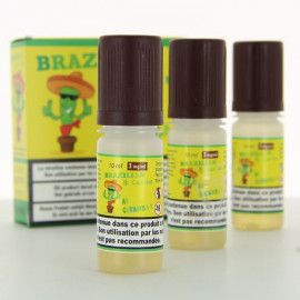 Brazilian Cactus Aoc Juices 3X10ml