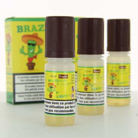 Brazilian Cactus Aoc Juices 3X10ml