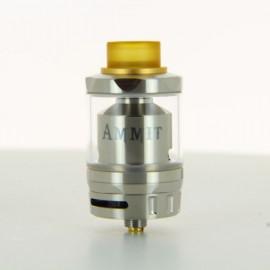 Ammit RTA Dual Coil 3ml Silver Geekvape