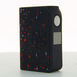 Box Minikin 1.5 155W Noir Splash Rouge Asmodus