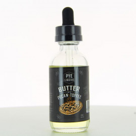 Butter Pecan Toffee ZHC Pye Liquids 50ml 00mg