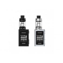 Kit QBox (+TFV8 Baby) 1600mah 2ml Smoktech