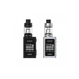 Kit QBox (+TFV8 Baby) 1600mah 2ml Smoktech