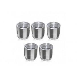 Pack de 5 resistances HW2 Dual Ello mini 0.3ohm Eleaf