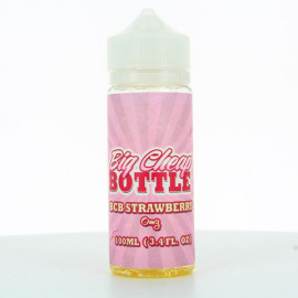 BCB Strawberry ZHC Big Cheap Bottle 100ml 00mg