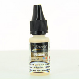 Passion E Saveur 10ml 00mg