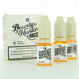 La Brune Bounty Hunters Savourea 3X10ml