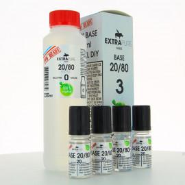 Pack Base 260ml 03mg Extrapure