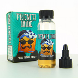 French Dude ZHC Vape Breakfast Classics 50ml 00mg