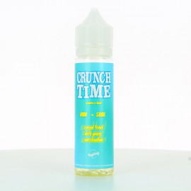 Crunch Time ZHC California Vaping Co 50ml 00mg