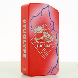 Tuglyfe Non Régulée Box Mod V2 RWB Flawless Distribution
