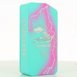Tuglyfe Non Régulée Box Mod V2 TPW Flawless Distribution