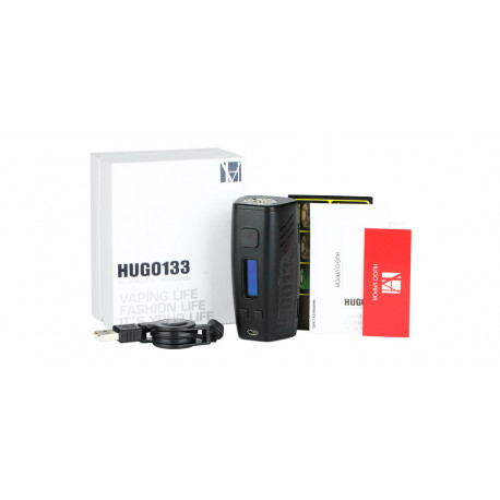 Box Hugo 133 TC 200W Hugo Vapor