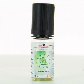 Pomme Verte Sensation Nature Le French Liquide 10ml