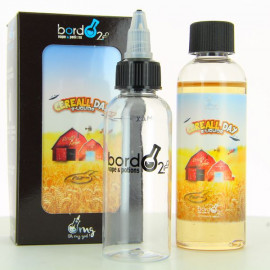 Pack Cereall Day ZHC Bordo2 Oh My God 100ml 00mg + fiole vide 60ml graduee