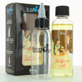 Pack Creme Anglaise ZHC Bordo2 Oh My God 100ml 00mg + fiole vide 60ml graduee