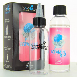 Pack Dopamine Blue ZHC Bordo2 Oh My God 100ml 00mg + fiole vide 60ml graduee