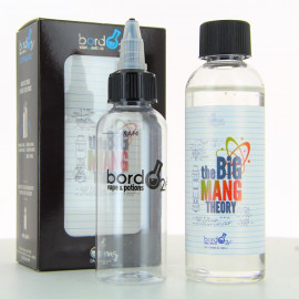 Pack The Big Mang Theory ZHC Mix Series Bordo2 Oh My God 100ml 00mg + fiole vide 60ml graduee