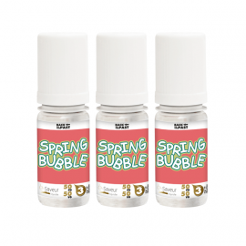Spring Bubble Back To The Past E Saveur 3X10ml