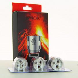 Pack de 3 resistances V12 T6 TFV12 Smoktech
