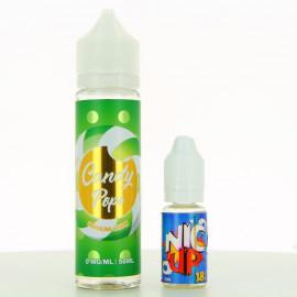 Sparkling Lemon Candy Pops 50ml 00mg