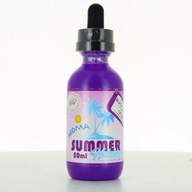 Black Orange Crush Dinner Lady Summer Holidays 50ml 00mg
