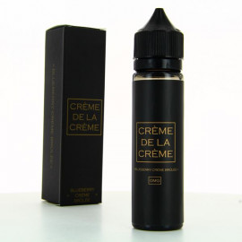 Blueberry Creme Brulee Creme de la Creme 50ml 00mg